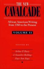 The New Cavalcade: African American Writing from 1760 to the Present, Redding, J