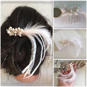 DéLicieux Perles Fines Bijoux De Cheveux Mariée Bijoux Peignes Haarkette Haardraht Ressorts-afficher Le Titre D'origine Belle En Couleur