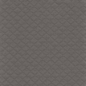 Quilted Soft Cotton Jersey Grey Melange Dressmaking Fabric Knitted Sweatshir