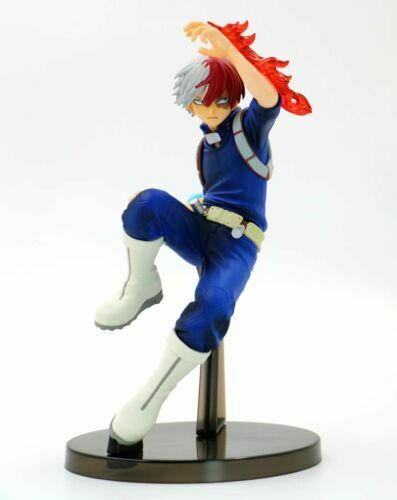 My Hero Academia THE AMAZING HEROES vol.2 Shoto Todoroki Figure Anime No box