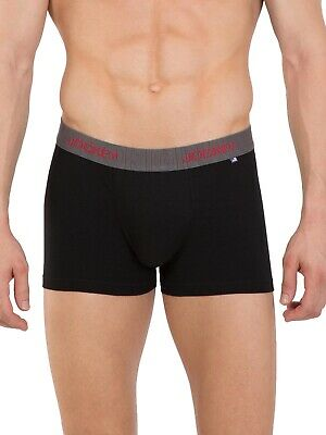 Jockey Men/'s In the Game Short Trunk Fly 181178H Cotton Modal Boxer Brief