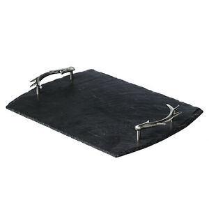 The-Just-Slate-Company-Medium-slate-Serving-Tray-with-Antler-Handles-in-Box