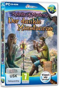 Spirits-Of-Mystery-EL-OSCURO-Minotauro-PC-NUEVO-emb-orig