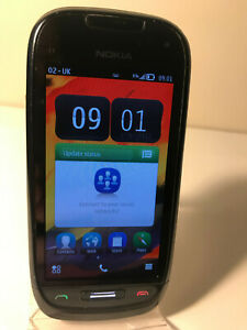 Nokia c7-00 - 8gb-Schwarz (entsperrt) Handy c7