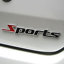 New-3D-SPORT-Metal-Logo-Car-Sticker-Side-Badge-Auto-Decal-Emblem-For-Most-Car