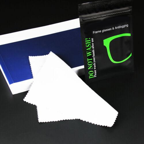 5Pcs pantalla toallitas de lentes anti-niebla Herramienta De Paño De Limpieza Para Gafas Teléfono Limpiador