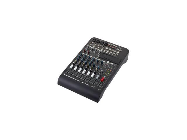 Mixer 8 canali con effetti RCF L PAD 8CX