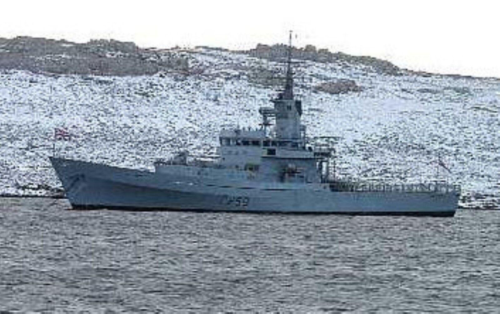 HMS Leeds Castle P 258 M 1:96. modello edifici
