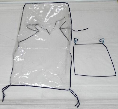 Amigos Regenschutz für Buggy universal mit Metallhalterung