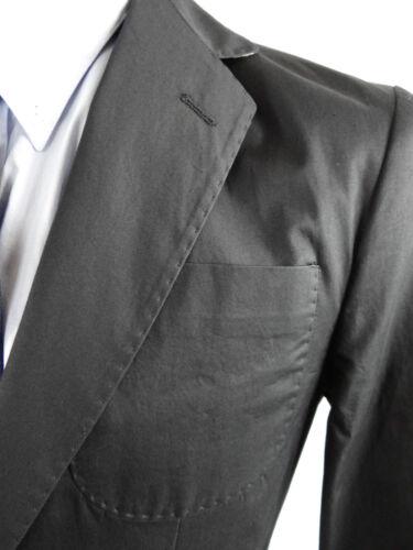 Bnwt con con nero 40r Suffolk check giacca Aquascutum cappuccio golf quadri a sportiva check da 6z1wcq