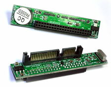 """2.5"""" IDE Female HDD SSD to 7+15P SATA Adapter Converter - UK seller"""