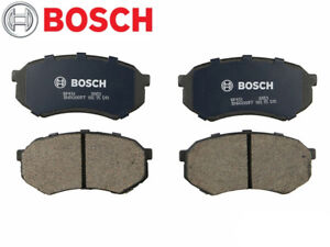 Disc Brake Pad Set-QuietCast Pads with Hardware Front Bosch BP1210