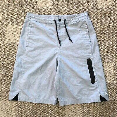 Nike Sportswear Mens Woven Basketball Shorts Light Gray Size Large L  646264-012   eBay