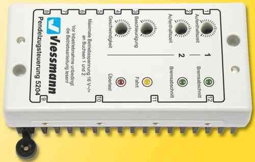 SH Viessmann 5204 Pendelzugsteuerung für Wechselstrombahnen