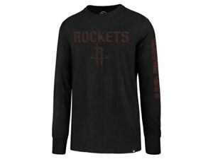 791394e0849 Houston Rockets NBA Men s Super Rival Team Slogan Clutch City Jet ...
