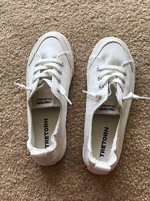 NEW Tretorn Women's Meg Sneakers | eBay
