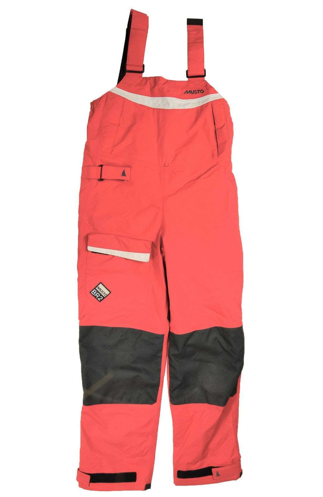 Musto Ladies BR2 Offshore Dropseat Trousers Red
