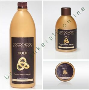 COCOCHOCO-GOLD-BRAZILIAN-KERATIN-TREATMENT-BLOW-DRY-HAIR-STRAIGHTENING-MULTI-KIT