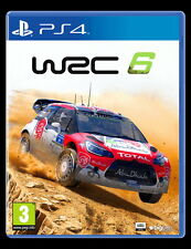 WRC 6 (PS4) [New Game]