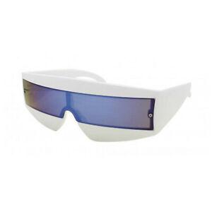 80s Visier Wrap Um Sonnenbrille Roboter/ Zyklop/ Lady Gaga / Daft Punk / Neon