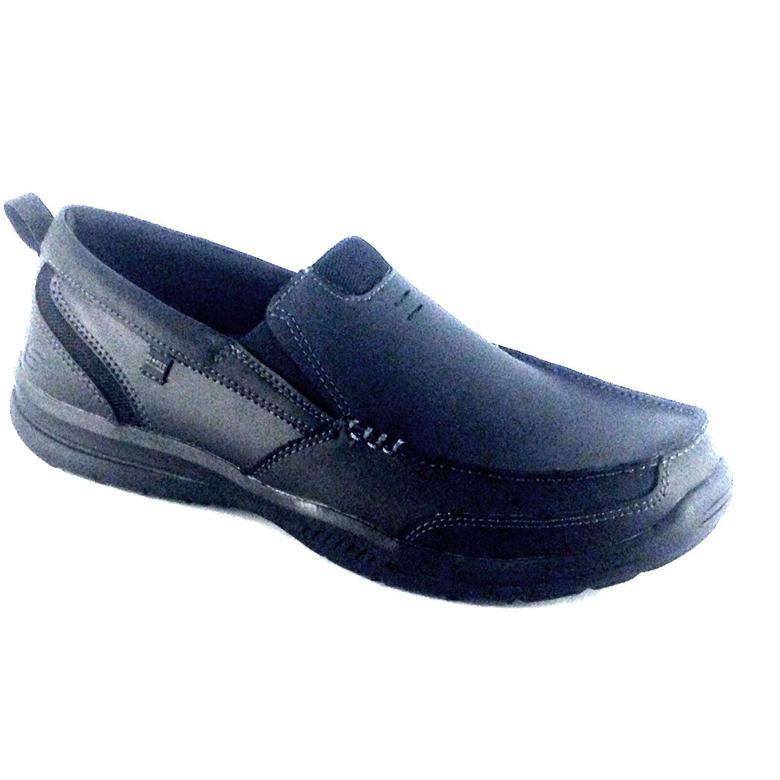 64655 BLK, MEMORY FOAM, élu-Brano SKECHERS Chaussures Hommes