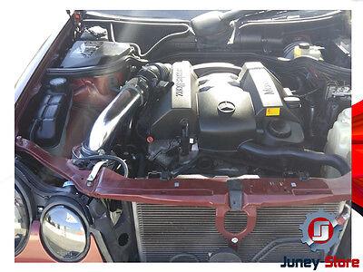 RAM AIR INTAKE KIT+DRY FILTER FOR 98-02 Mercedes E320 E430 ML320 CLK320 //97 E420