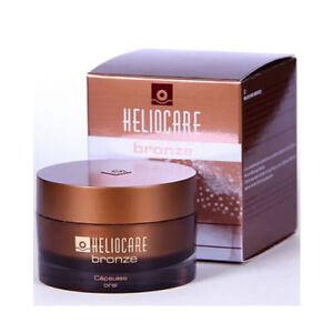 HELIOCARE-BRONZE-30-CAPS-INTEGRATORE-PROTEGGE-DURANTE-L-039-ESPOSIZIONE-SOLARE