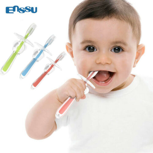 New Toddler Kids Tooth Brush Toothbrush Teething Baby Cleaner Massager Oral Care