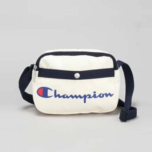 """CHAMPION JAPAN LINE Script Basic Logo Shoulder Bag Tape Track /""""ASIA EXCLUSIVE/"""""""