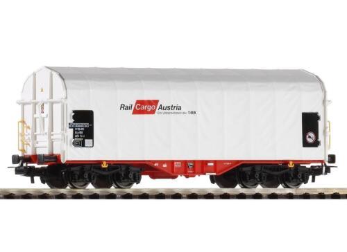 Schiebeplanenwagen Shimmns Rail Cargo Austria Messepreis Neuware Piko H0 54589