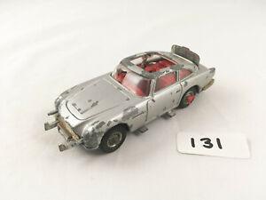 James Bond Aston Martin Corgi Toy
