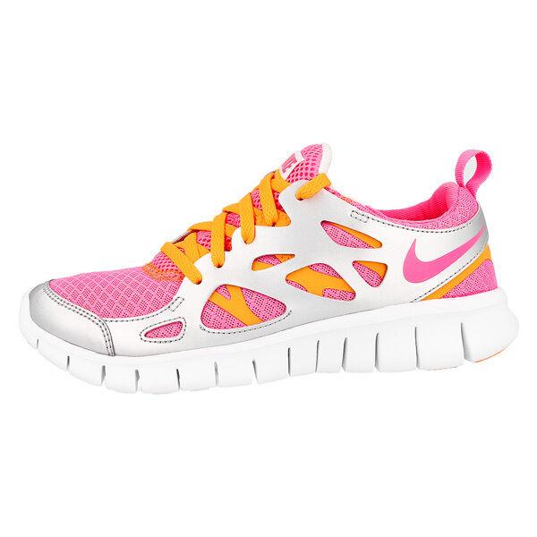 Nike libero 2 2 2 mila scarpe scarpette rosa 477701-600 metallico) 2109fd