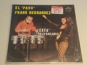 Frank Hernandez Original Rca Venezuela Lp Shrink Scarce Latin Jazz