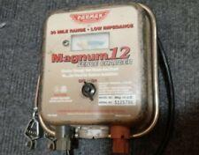 New Listingparmak Magnum 12 Volt Low Impedance Battery Electric Fence Charger 30 Mile
