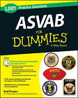 1,001 ASVAB Practice Questions For Dummies by Rod Powers (Paperback, 2013)