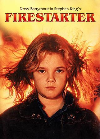 Firestarter New DVD! Ships Fast!