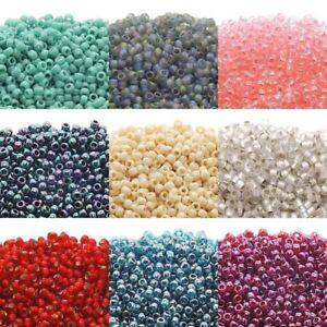 Toho-Glass-Japenese-Seed-Beads-8-0-20-Colours-10-grams
