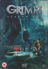 GRIMM - Series 1. David Giuntoli, Russell Hornsby (6xDVD SLIM BOX SET 2012)