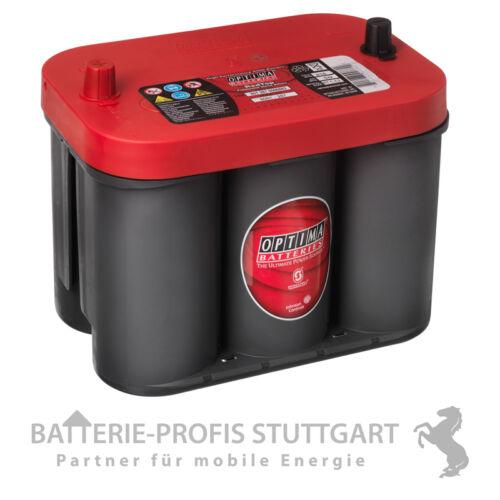 optima red top agm batterie rt c 4 2 starterbatterie ebay. Black Bedroom Furniture Sets. Home Design Ideas