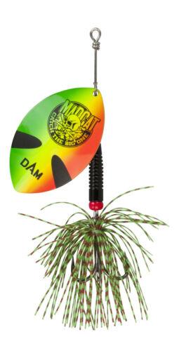 MADCAT Big Blade Spinner 55g 2//0 Waller Spinner Wallerköder