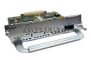 GENUINE-ORIGINAL-CISCO-ATM-1A-OC3MM-SINGLE-PORT-155-MBPS-ATM-OC3-800-03700-02F0