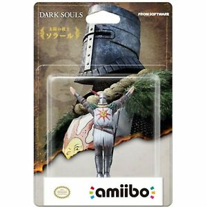 Able Dark Souls Solaire Of Astora Amiibo New Factory Sealed Switch Figure Action & Toy Figures