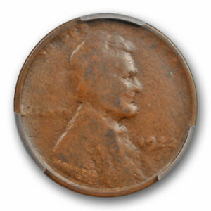 1922-No-D-1C-Strong-Reverse-Lincoln-Wheat-Cent-PCGS-G-6-Good-to-VG-Cert-3173