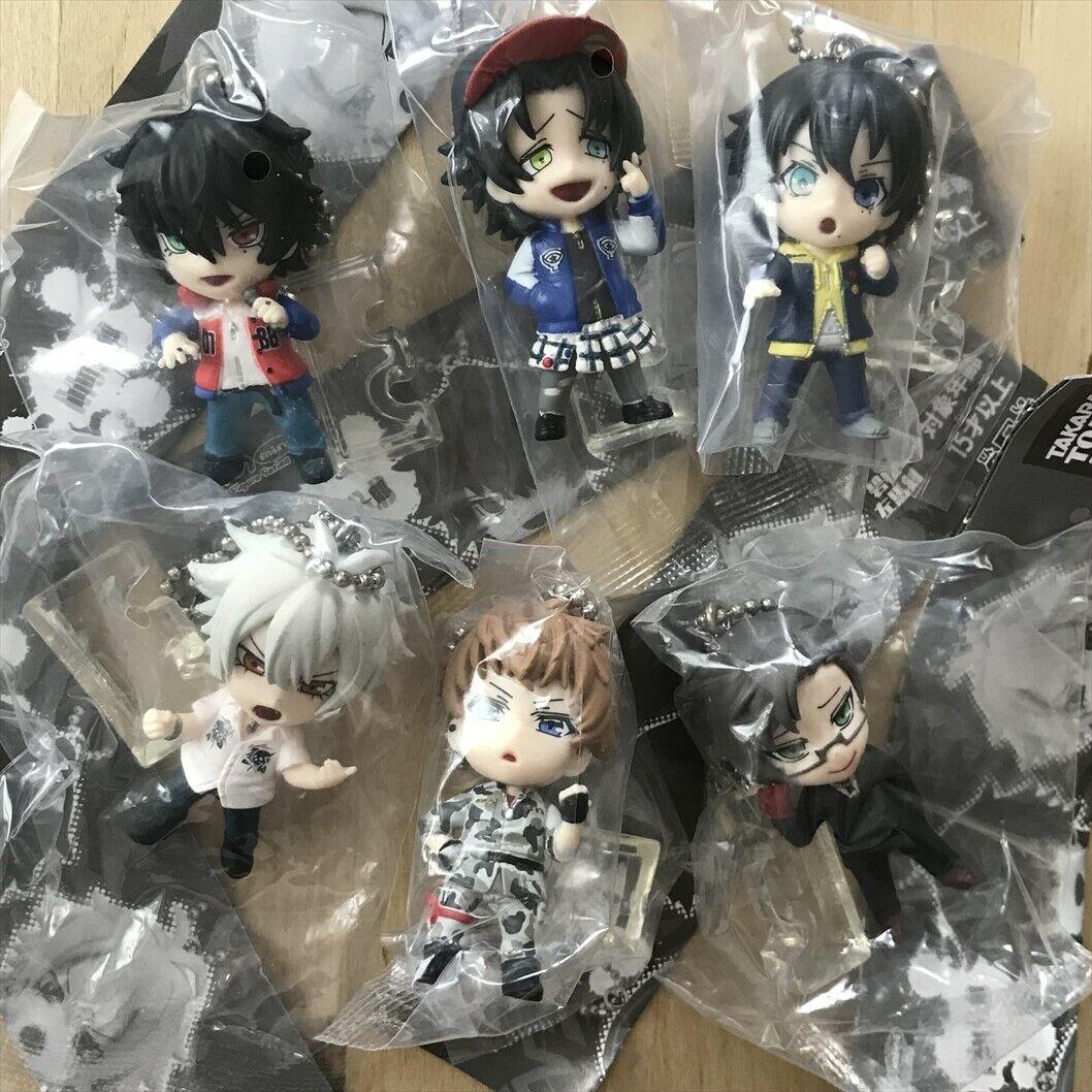 "#F66-845 Bandai Trading 2/"" figure HYPNOSISMIC Saburo Yamada"