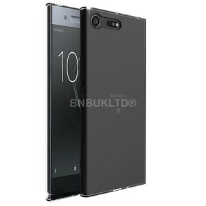 Funda-de-gel-de-silicona-delgada-Transparente-para-Sony-Xperia-Xz-Premium