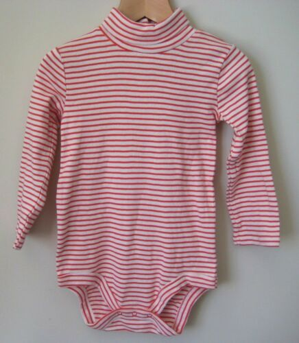 Baby Boden Roll Polo Neck bodysuit top NB-3 years 2 designs stripes floral