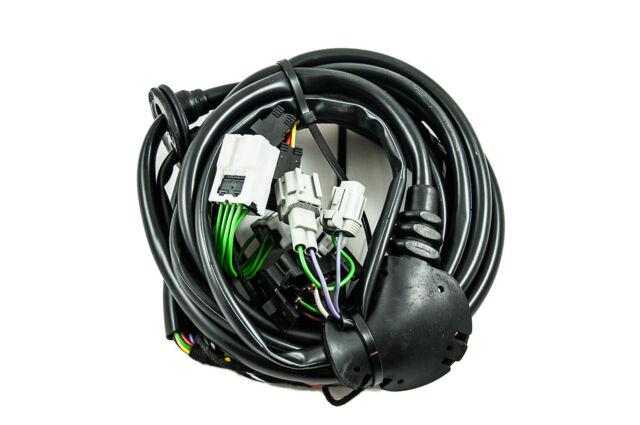 Nissan Genuine 7-Pin Electrical Kit Wiring For Towbar Hitch KE505EBN07AB