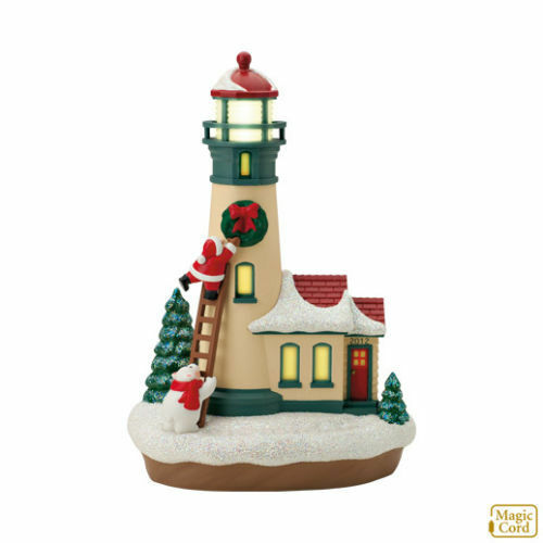 - Holiday Lighthouse 1st In Series 2012 Hallmark Ornament EBay