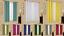 2-PANELS-GROMMET-FAUX-SILK-WINDOW-CURTAINS-DRAPE-FOAM-LINED-BLACKOUT-THERMAL-K32