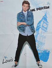 LOUIS TOMLINSON - A2 Poster (XL - 42 x 55 cm) - One Direction Clippings Sammlung